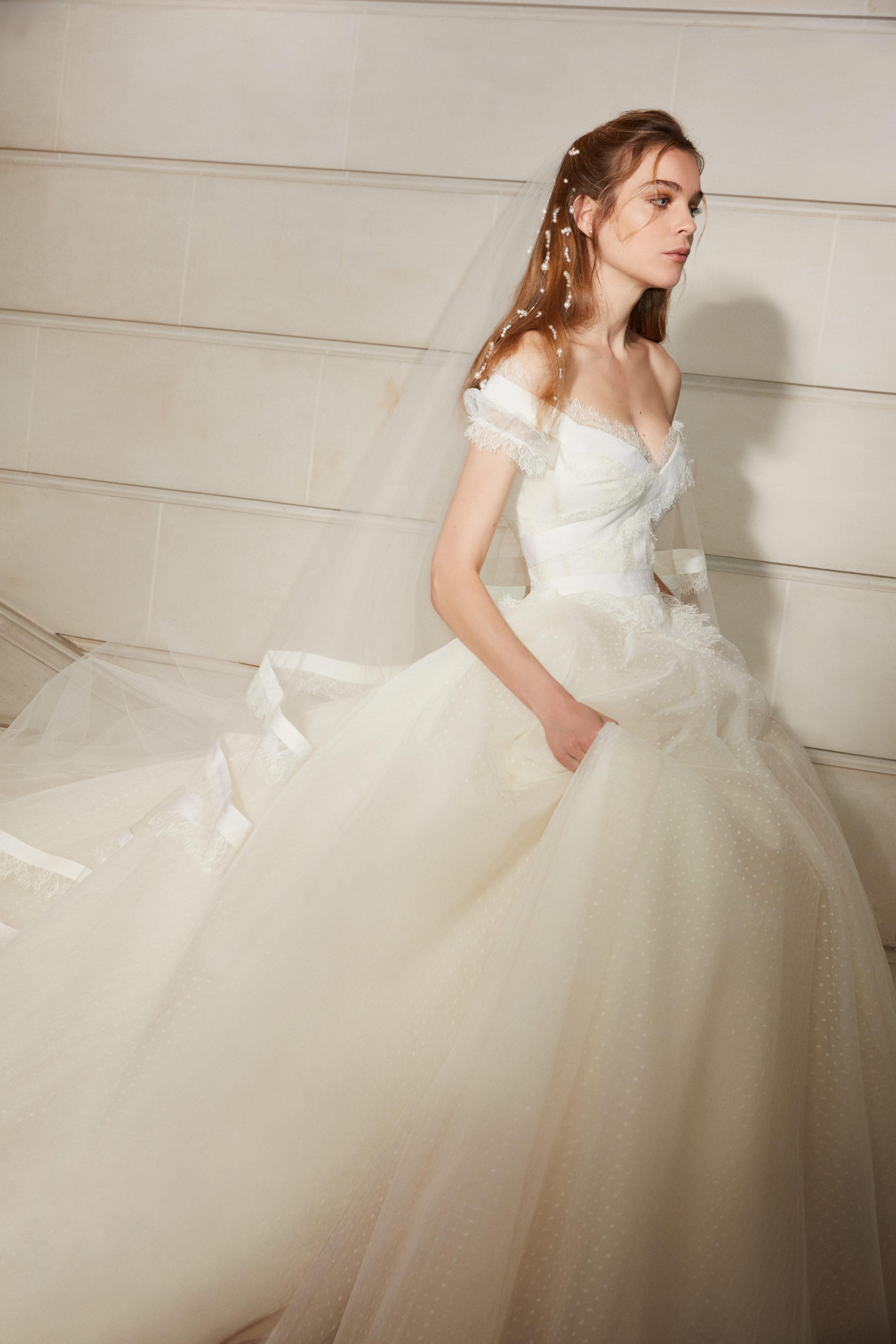 Ausgezeichnet Vestidos De Novia Elie Saab Bilder - Brautkleider ...